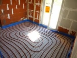 Sbot artisan lismonde theze 04 sisteron gap laragne 05 la motte du caire - Plancher chauffant solaire ...